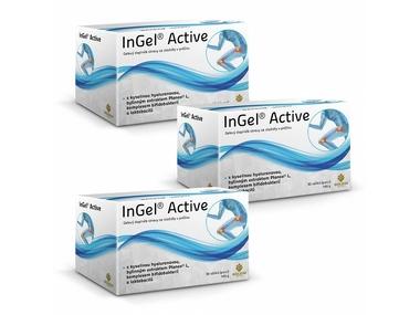 InGel Active, 2+1 ZDARMA, 567 g, 90 sáčků