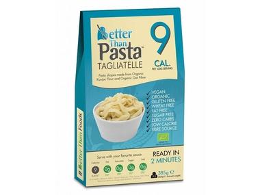 Nah Foods ltd Slim Pasta konjakové tagliatelle BIO - maxi balení