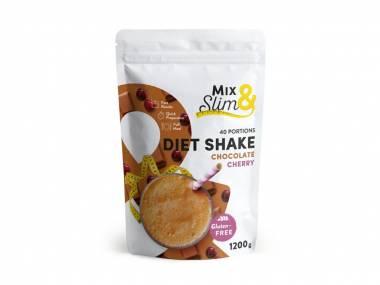 Mix Slim Velký dietní koktejl višeň v čokoládě 1200 g