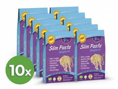 Výhodný balíček Slim Pasta Spaghetti (10 ks)