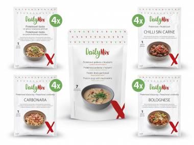 DailyMix Balíček hlavních jídel – 23 porcí