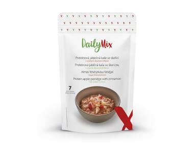 DailyMix Proteinová jablečná kaše se skořicí