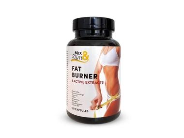 Mix Slim Spalovač tuků Fat burner 120 kapslí