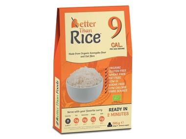 Nah Foods ltd Slim Pasta konjaková rýže BIO - maxi balení