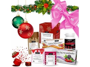 MyKETO Vánoční dárkový balíček pro krásu a přitažlivost