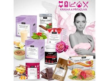 MyKETO balíček pro ženy Krásná a přitažlivá