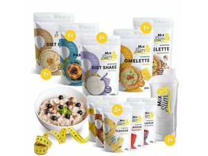Mix Slim Dieta na 2 týdny - 70 porcí