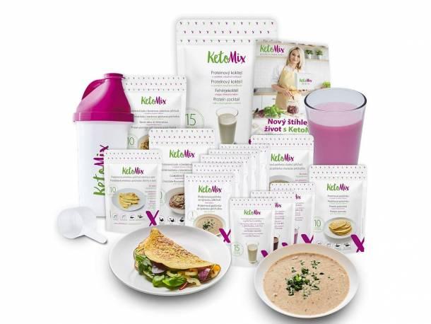 Ketonová dieta na 2 týdny (70 porcí)