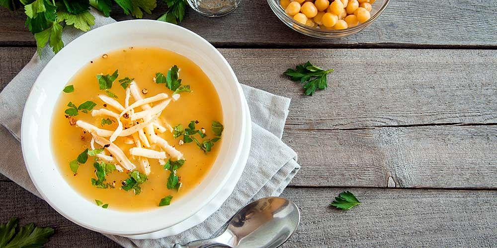 Proteinové polévky