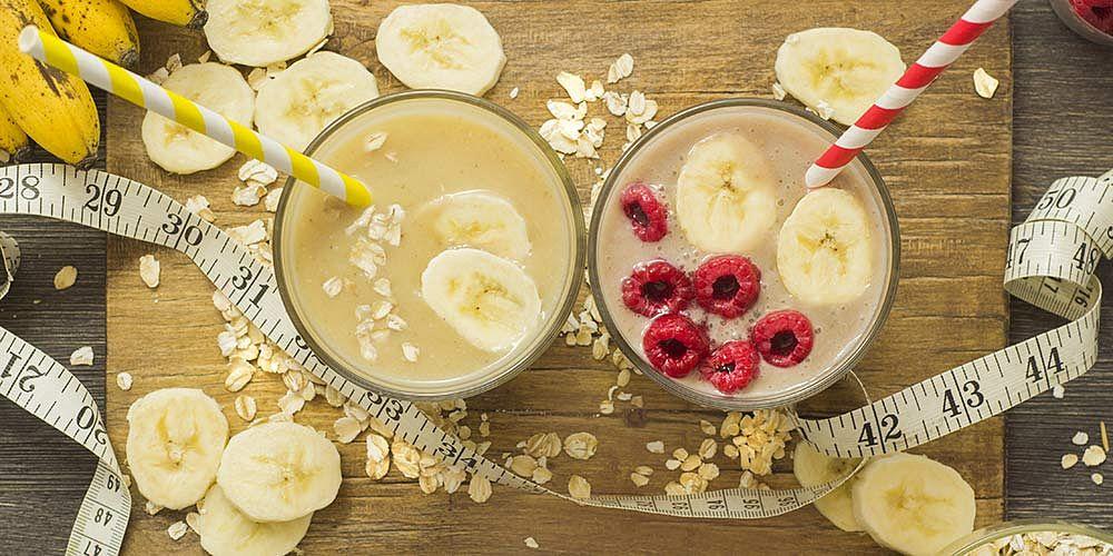 Proteinové koktejly