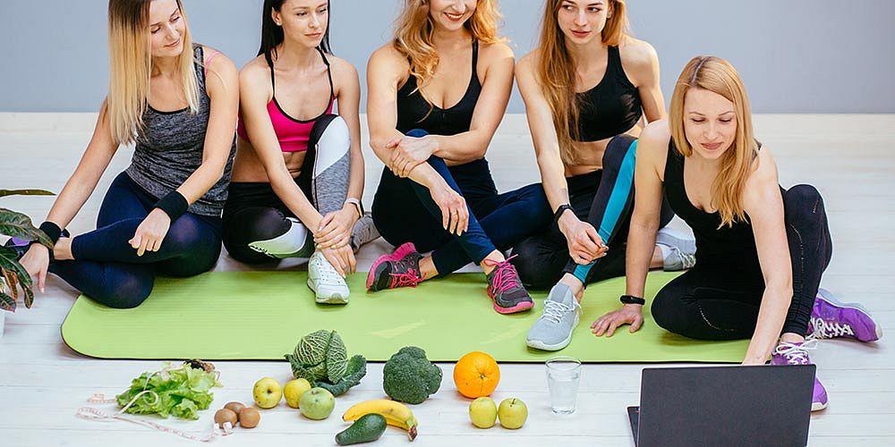 Fitness pro ženy
