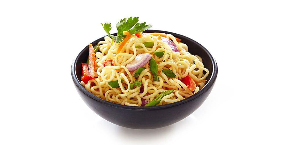 Těstoviny a proteinové přílohy - Shutterstock.com