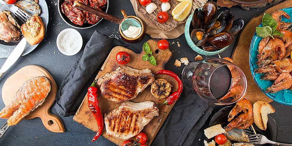 Grilování a dieta - Shutterstock.com