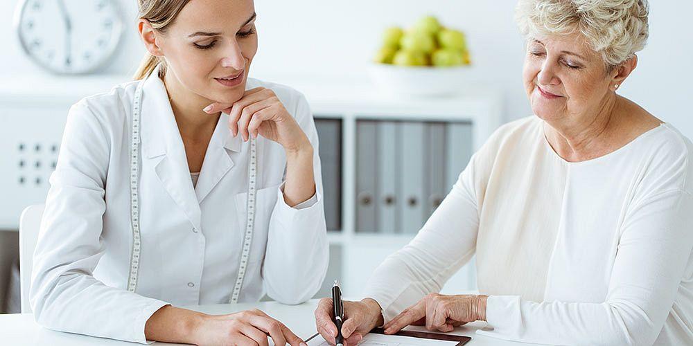 Lékař nebo výživový poradce Vám může pomoct při hubnutí