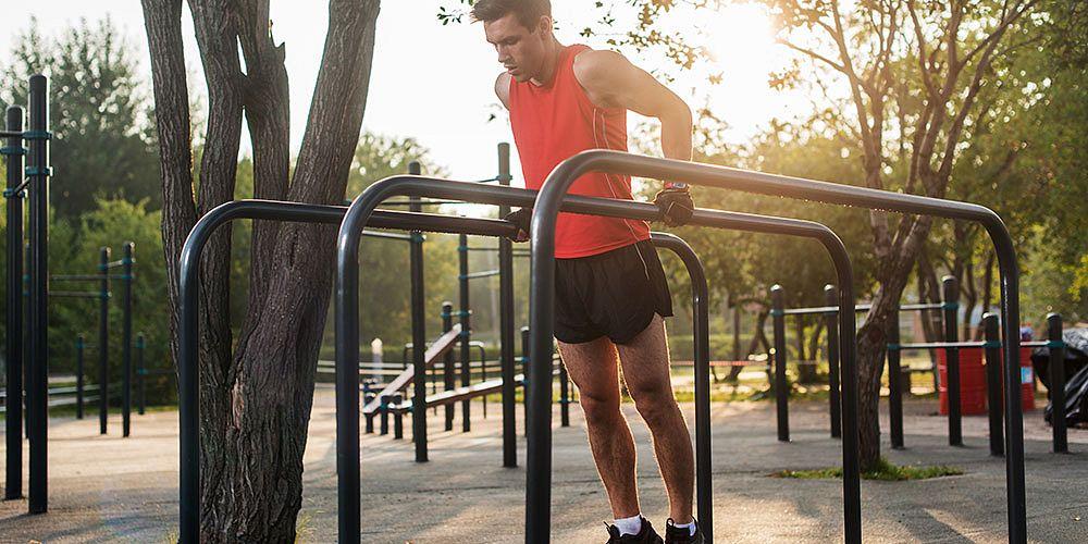 Shutterstock.com - Venkovní cvičení