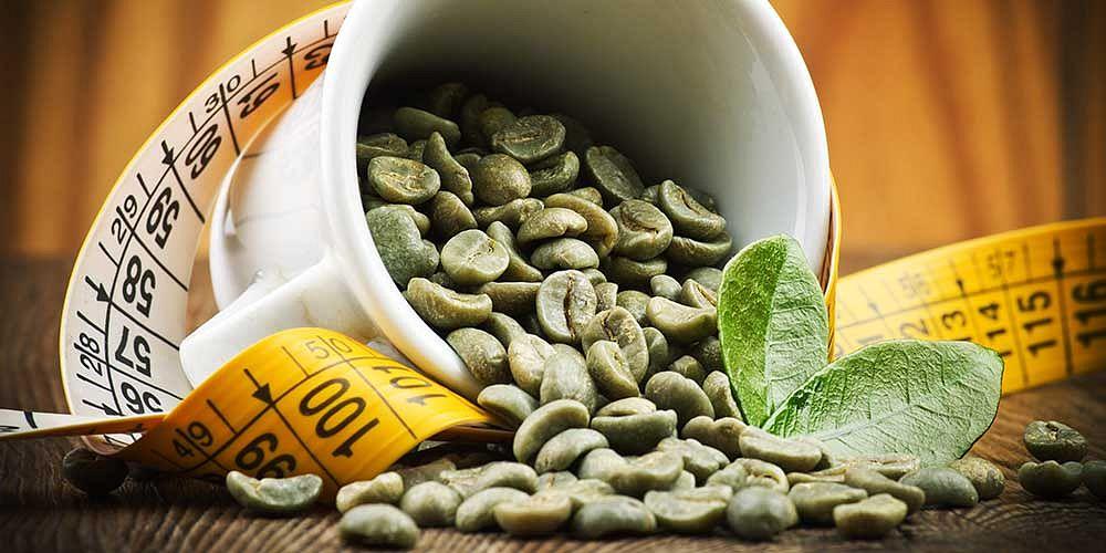 Shutterstock.com - Zelená káva