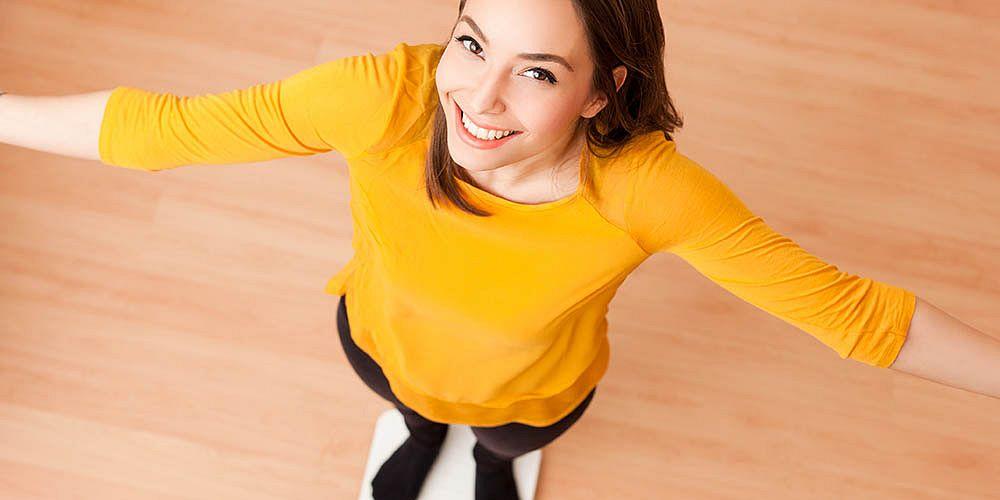 Shutterstock.com - zena, vaha, motivace