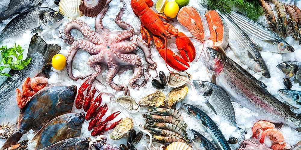 Shutterstock.com - mořské plody