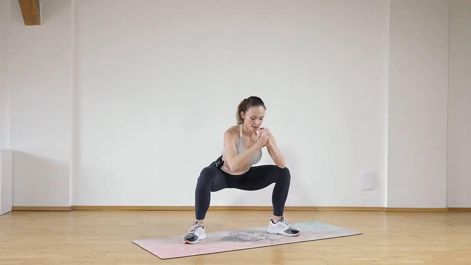 Cvičení po porodu 3