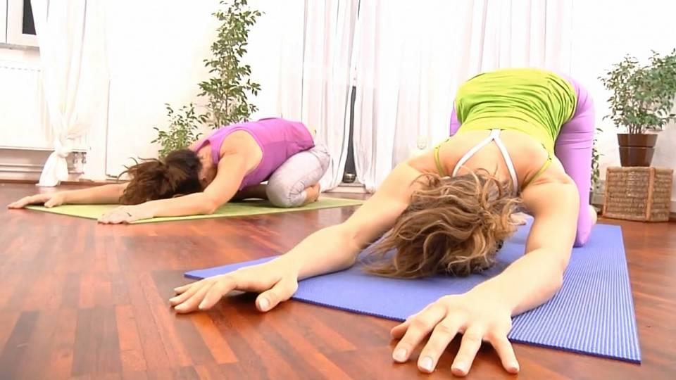 On-line přenos - jóga pro začátečníky