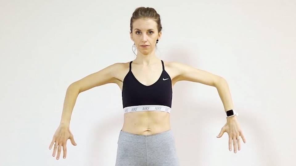 Zlepšete svou mobilitu s fyzioterapeutkou Lucií Ternovou