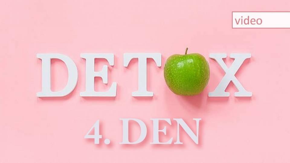 Výzva #21denní jarní detox: Den 4