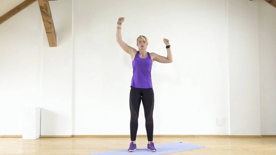 Problémové partie - Paže a ramena