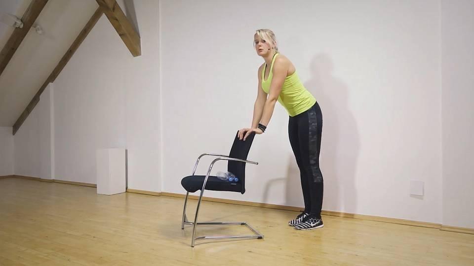 Šetrné cvičení s nadváhou 3