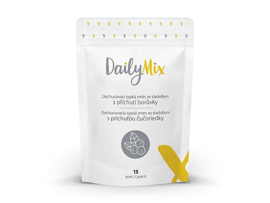 KetoMix Príchuť k DailyMix – čučoriedka – 45 g