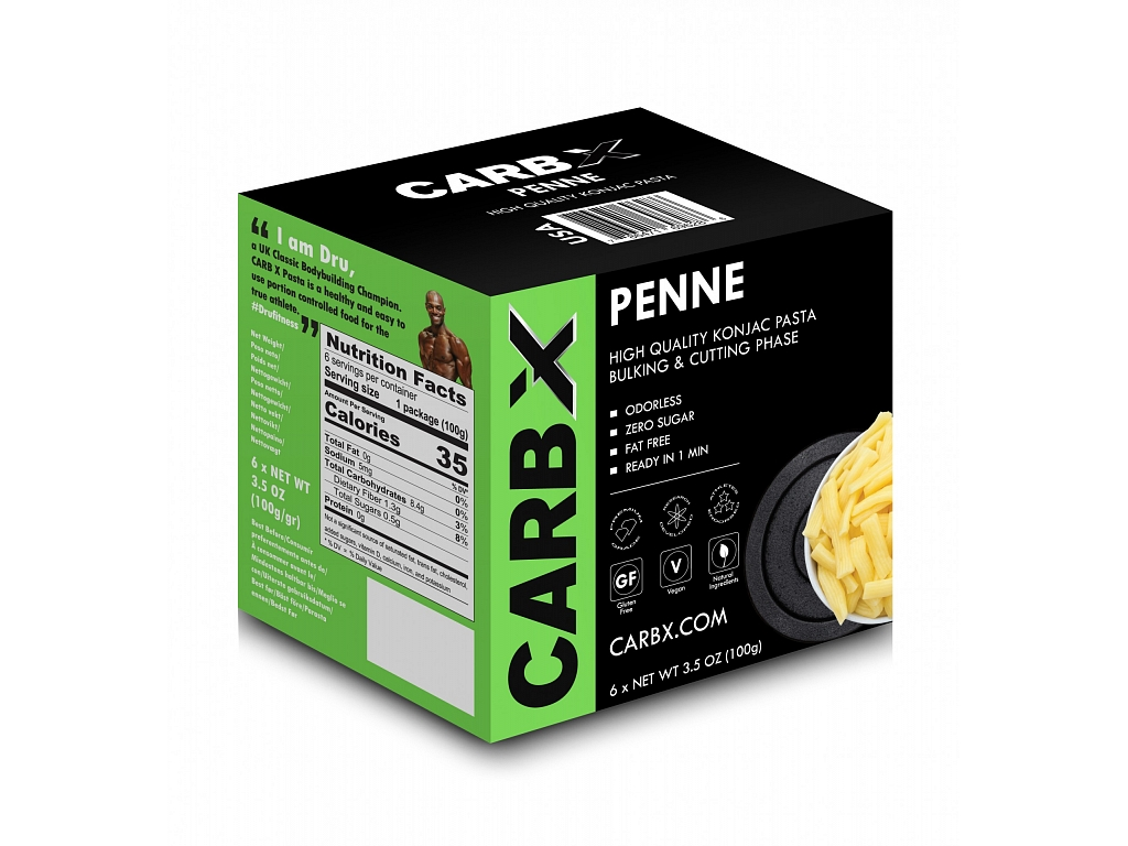 Carb X Slim Pasta Fitness penne 600 g