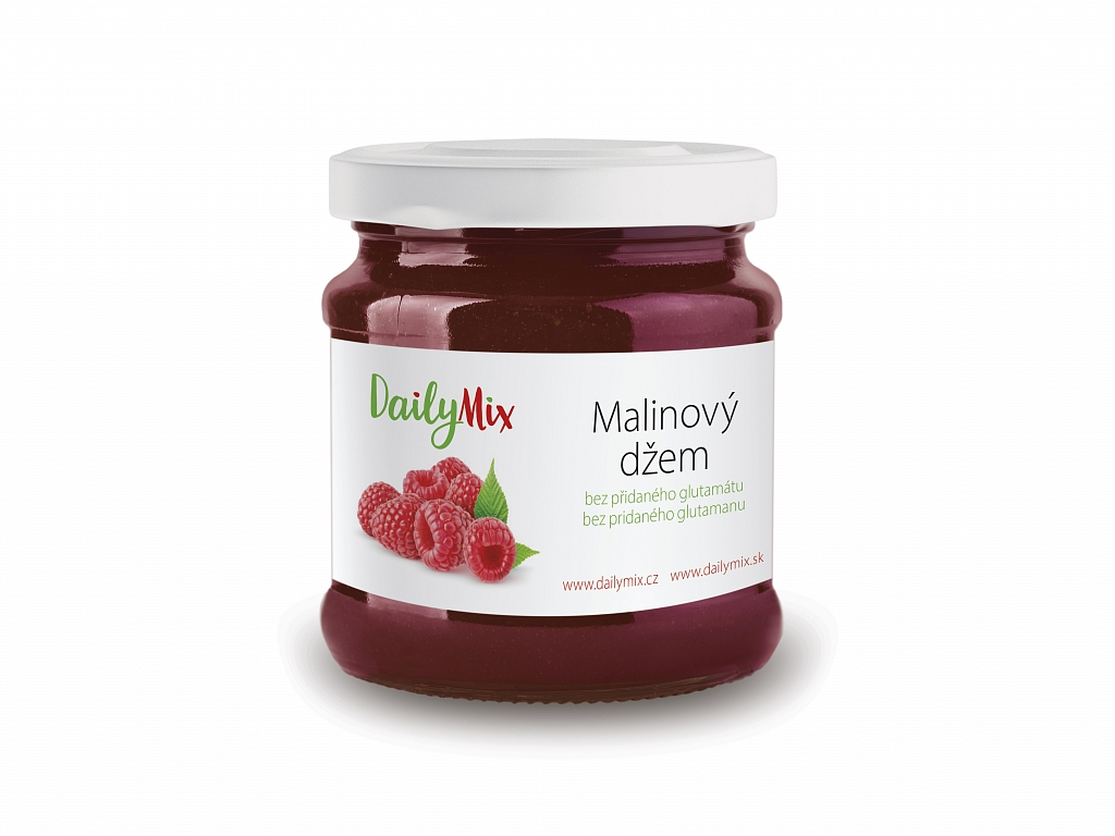 DailyMix Malinový džem