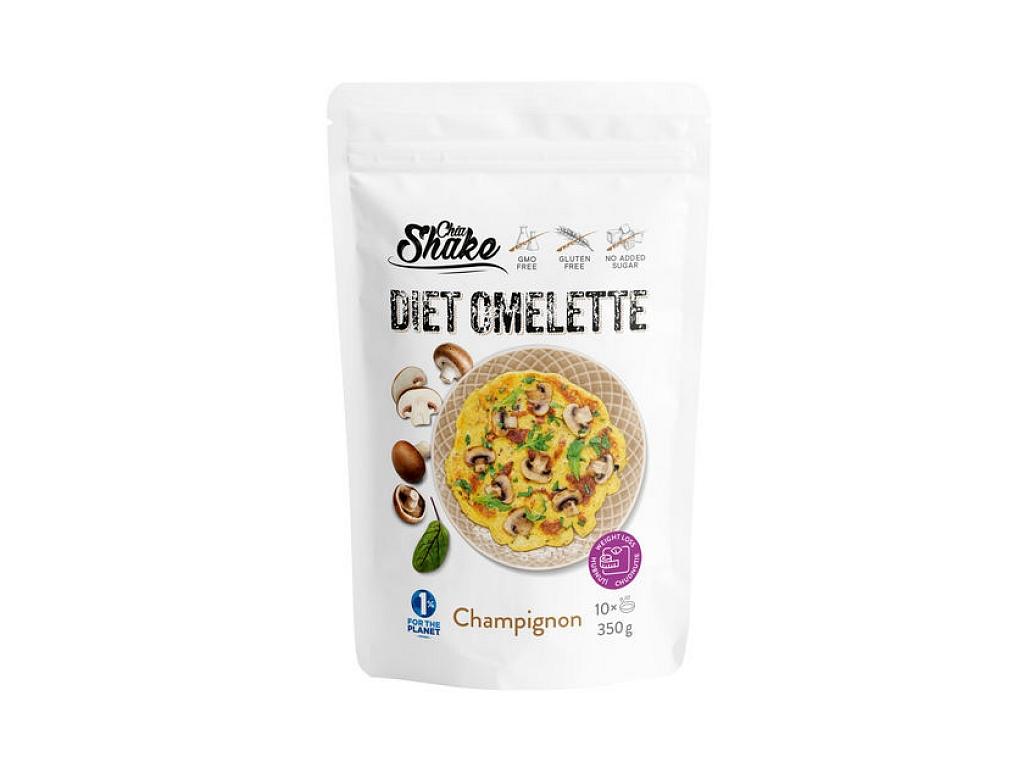 Chia Shake diétna omeleta šampiňónová 300g