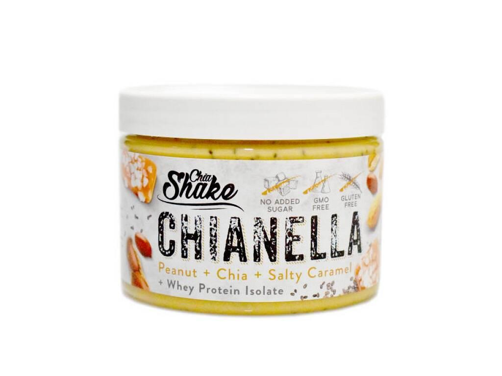 Chia Shake CHIANELLA - Arašidové maslo 300g