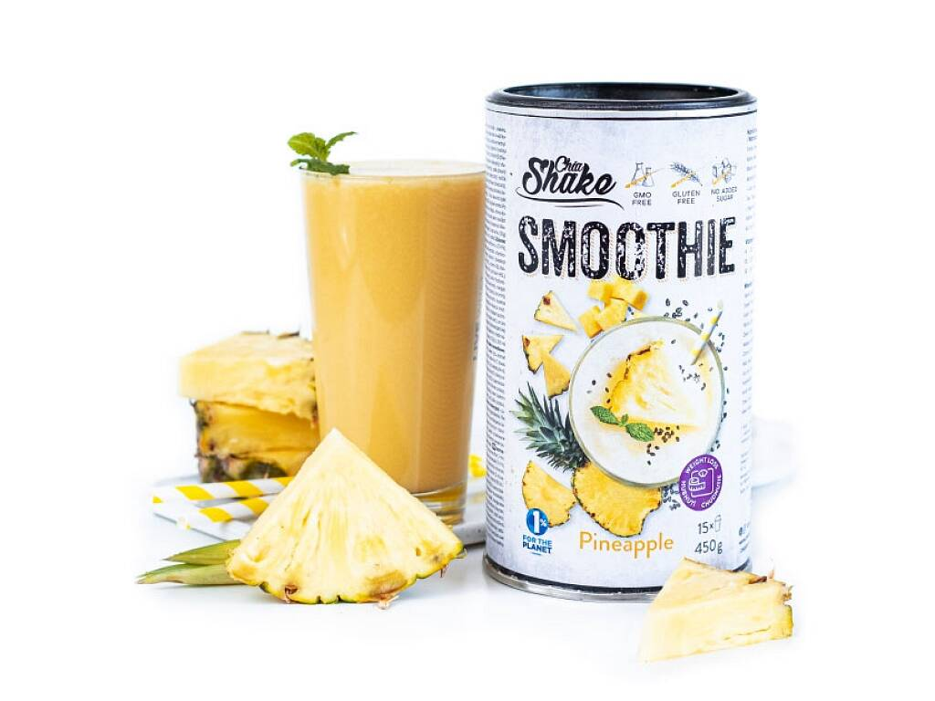 Chia Shake Smoothie ananás 450g