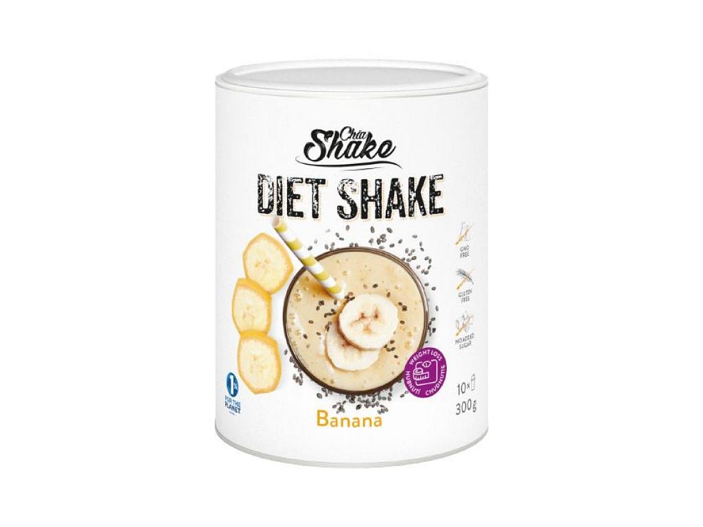 Chia Shake dietní koktejl banán 300g