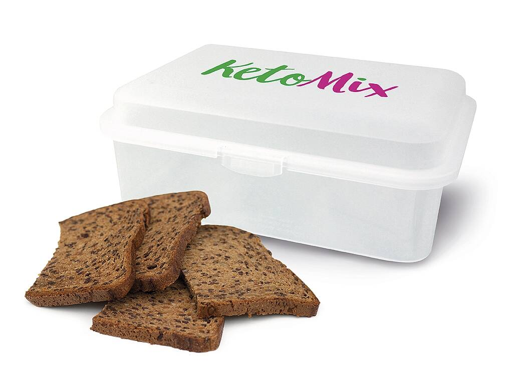 KetoMix Cereální proteinový chléb (10 porcí)