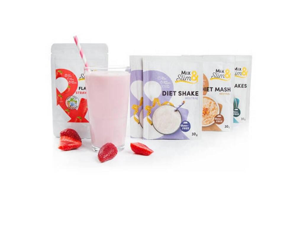 Mix Slim Ochutnávací balíček 100g