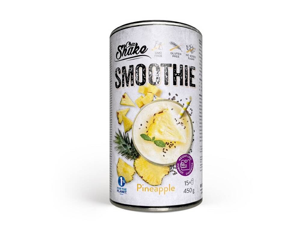 Chia Shake Smoothie ananasové 450g