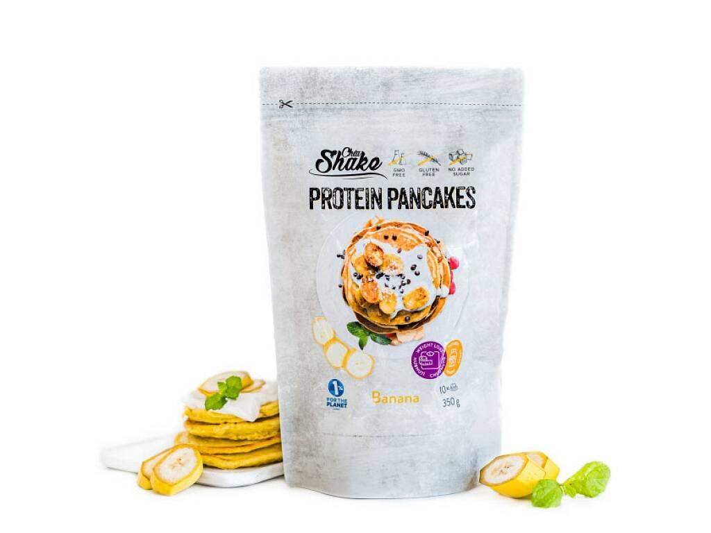 Chia Shake Proteínové palacinky banánové 350g