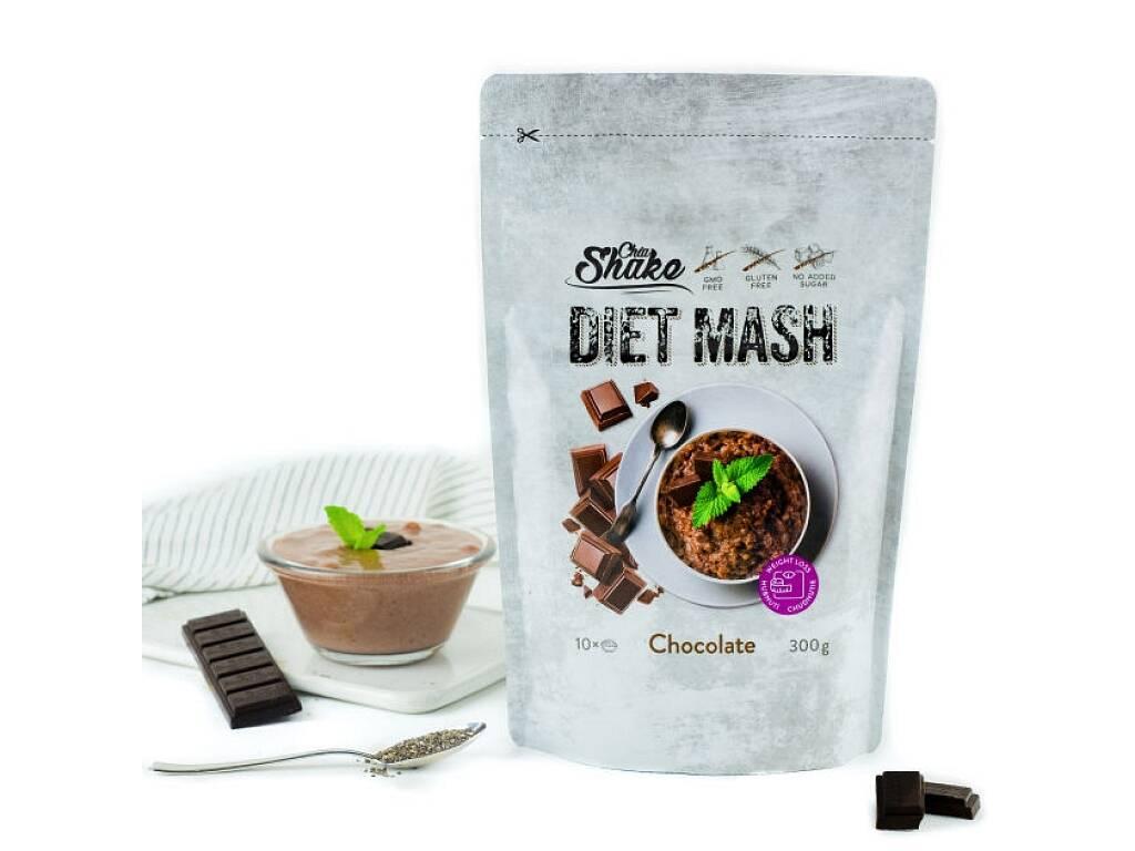 Chia Shake Diétna kaša čokoládová 300g