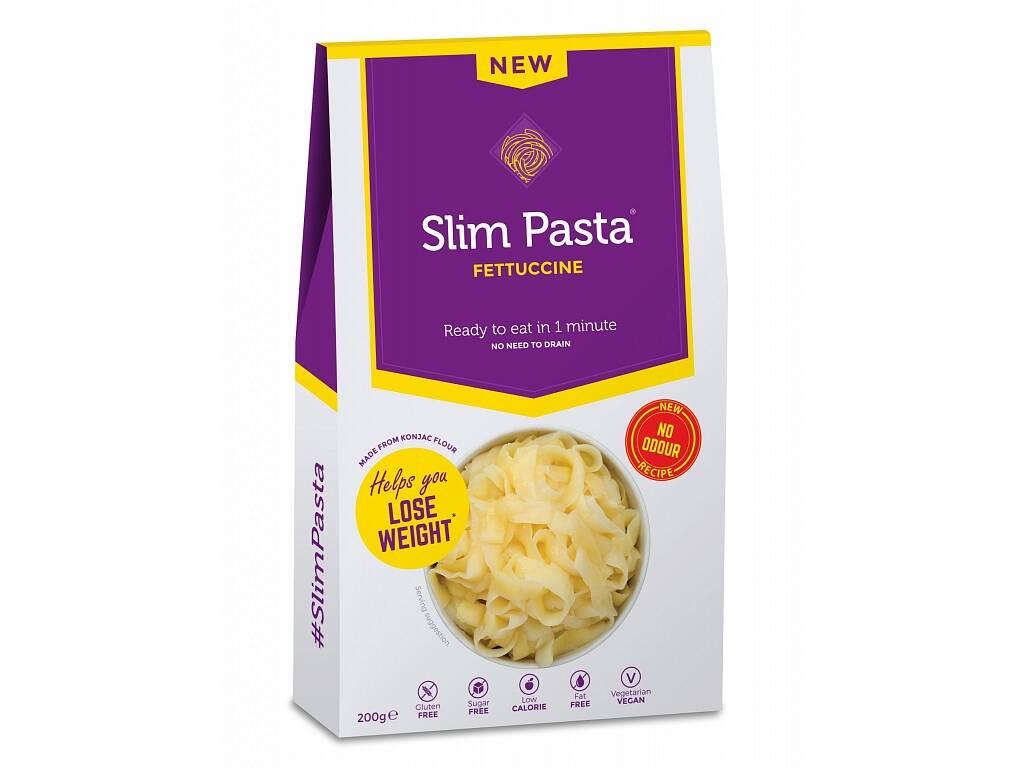 Nah Foods ltd Slim Pasta konjakové fetučíny bez nálevu