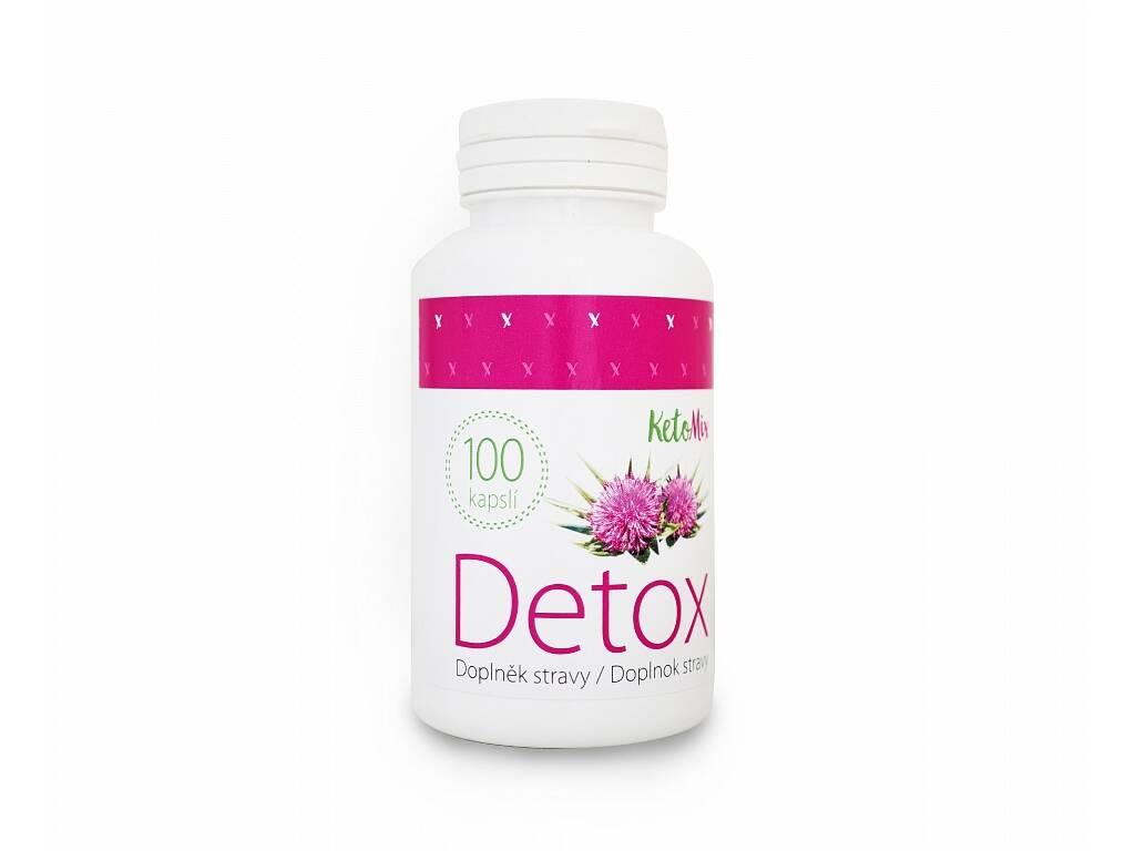 KetoMix Detox (100 kapslí)