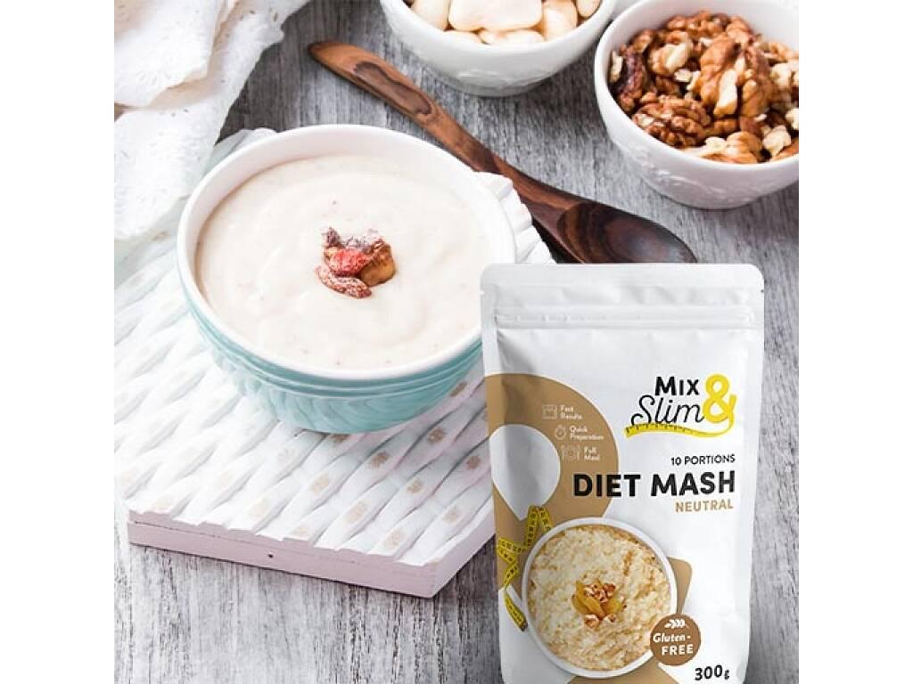 Mix Slim Dietní kaše - 10 porcí