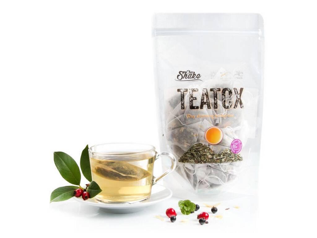 TEATOX – Denný čaj na chudnutie 30 ks