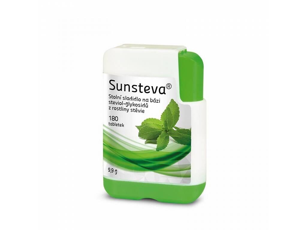 GOLDIM Sunsteva, stolní sladidlo, 9,9g, 180 tablet